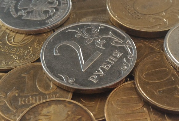 Монеты.Рубли